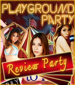 Playground party to nite